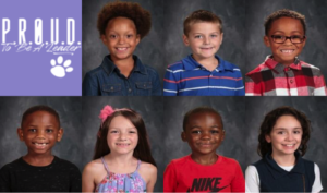 Student pictures of the November 2020 PROUD Winners