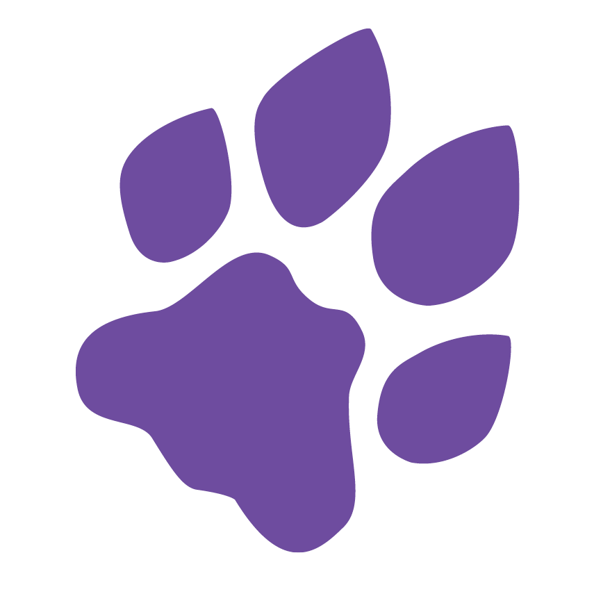 Image of tiger paw logo