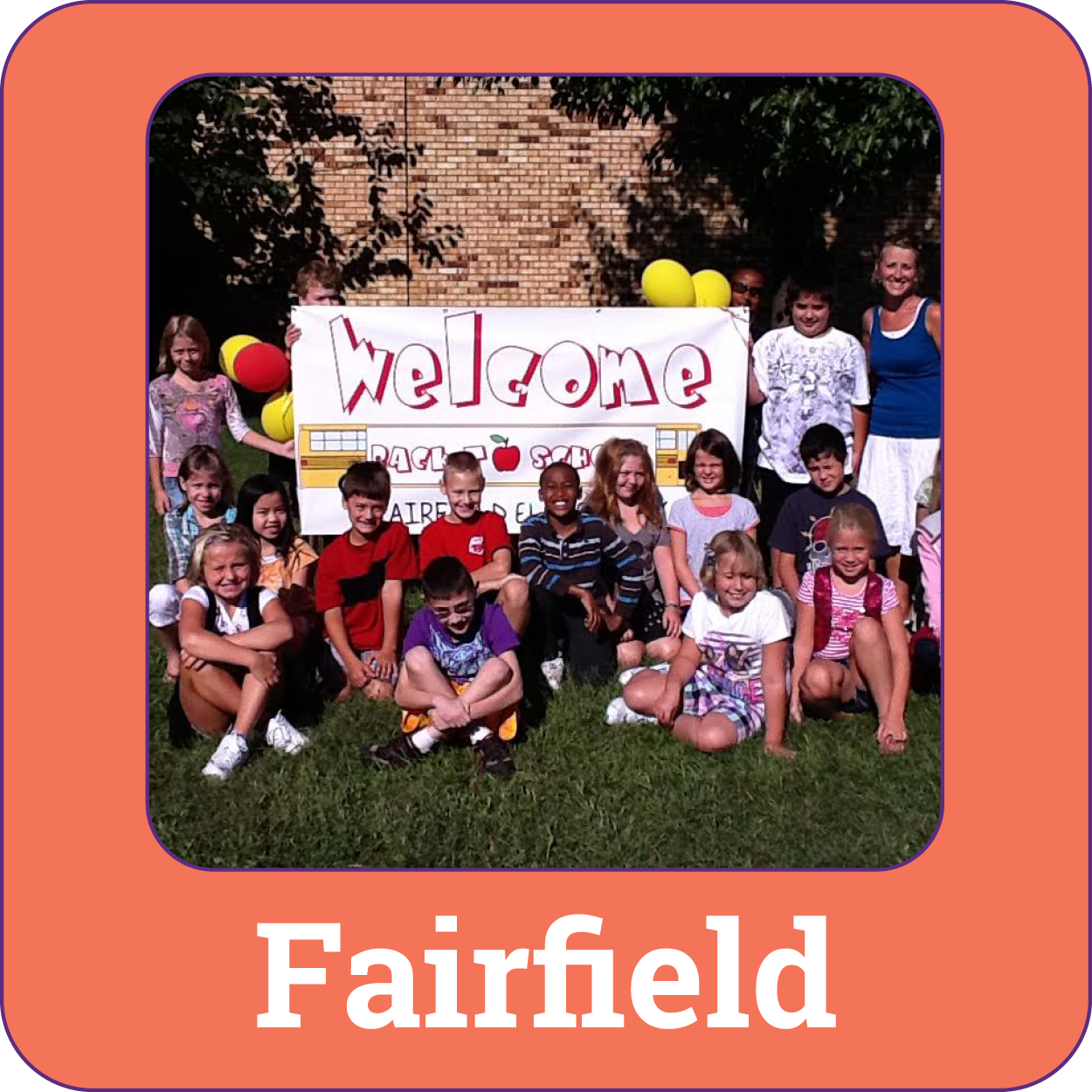Link to Fairfield Elementary's Information