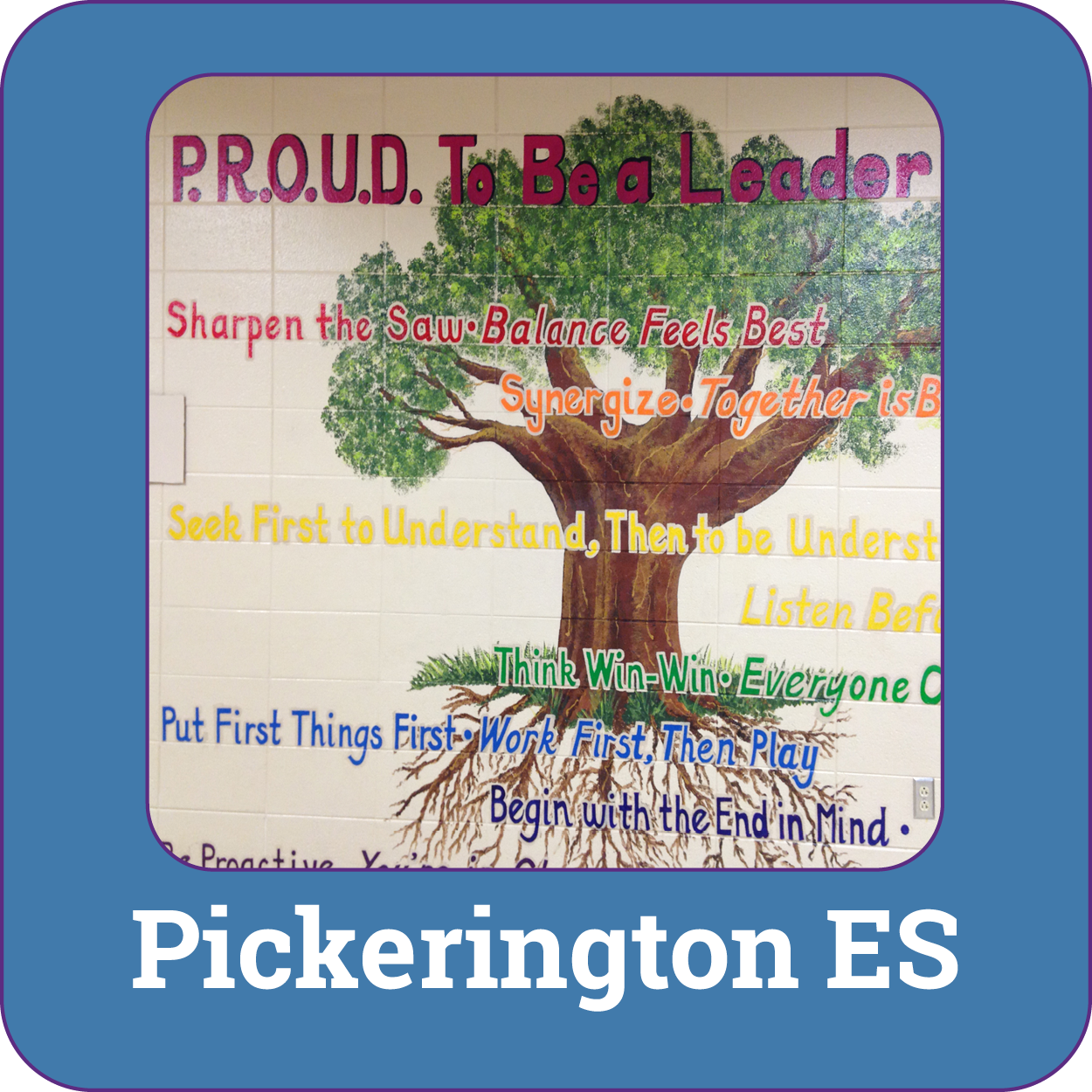 Link to Pickerington Elementary Information