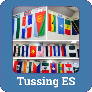 Link to Tussing Elementary's Information