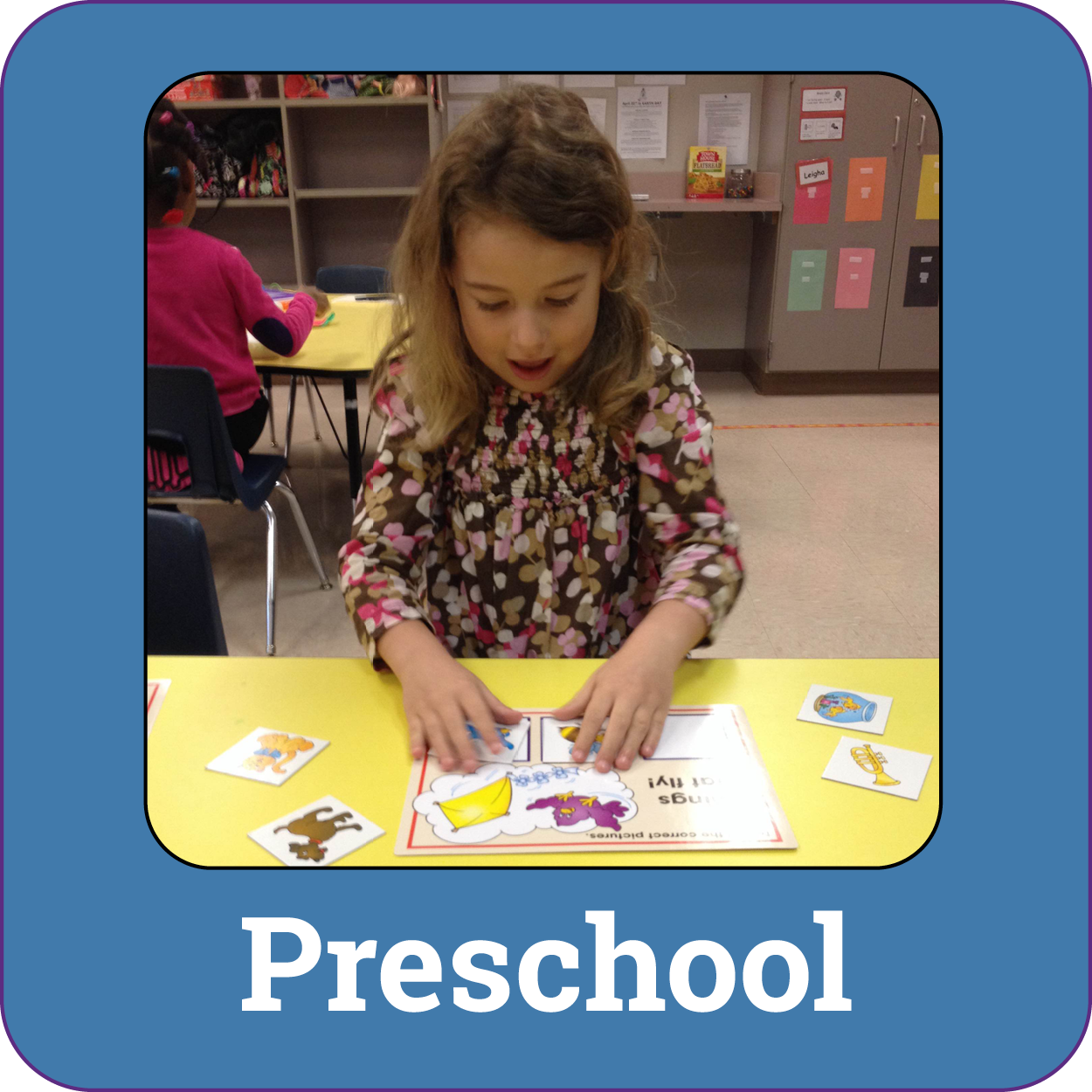 Link to Preschool Information