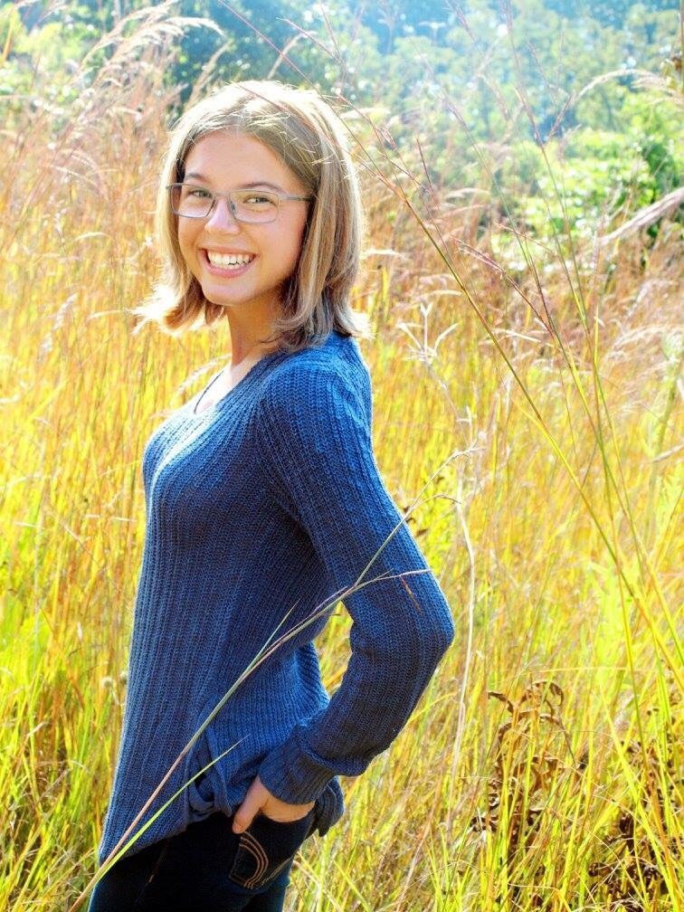 Haley Staudmyer, chosen candidate for the US Scholars Program