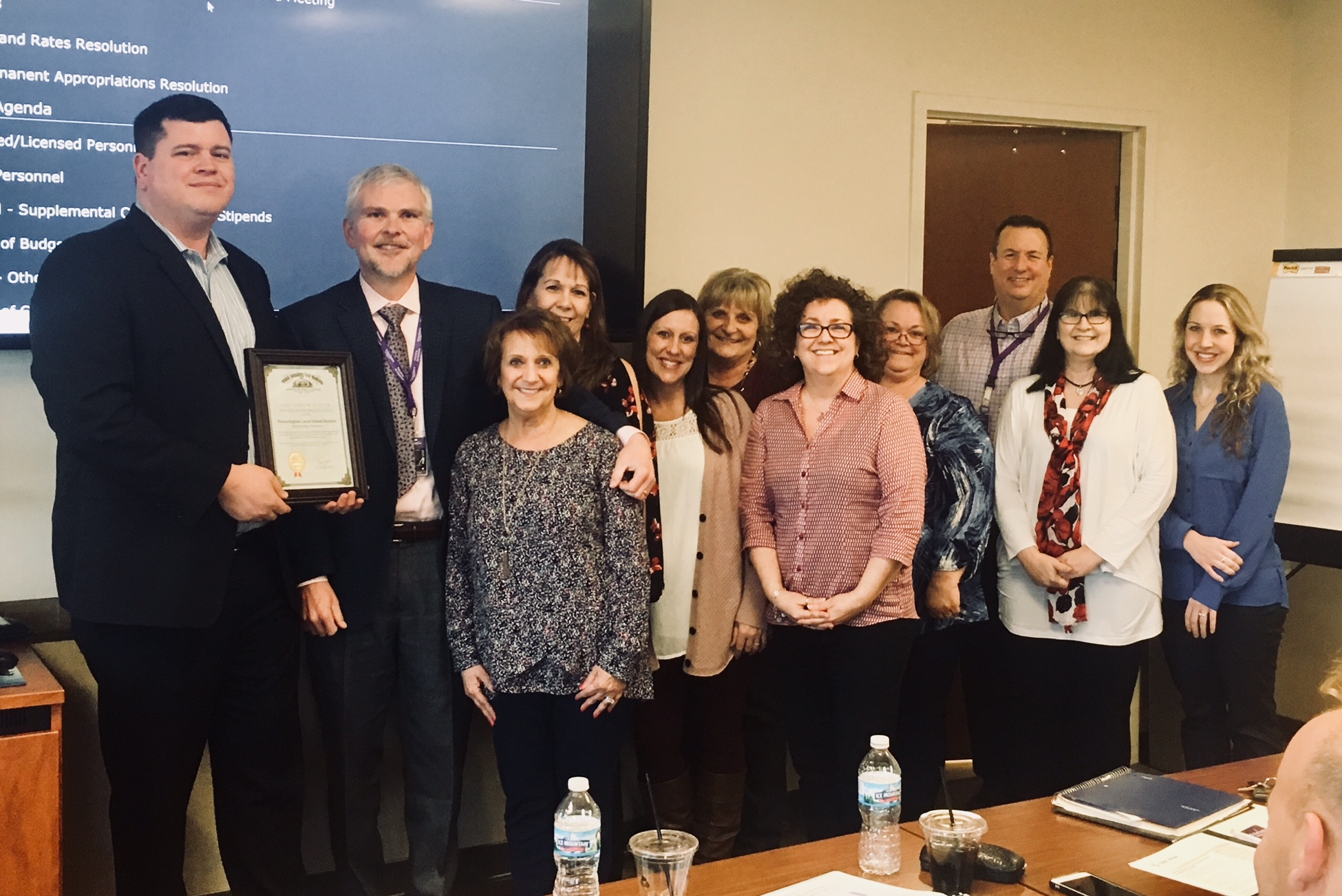 Pickerington Schools receives Award of Distinction by State Auditor
