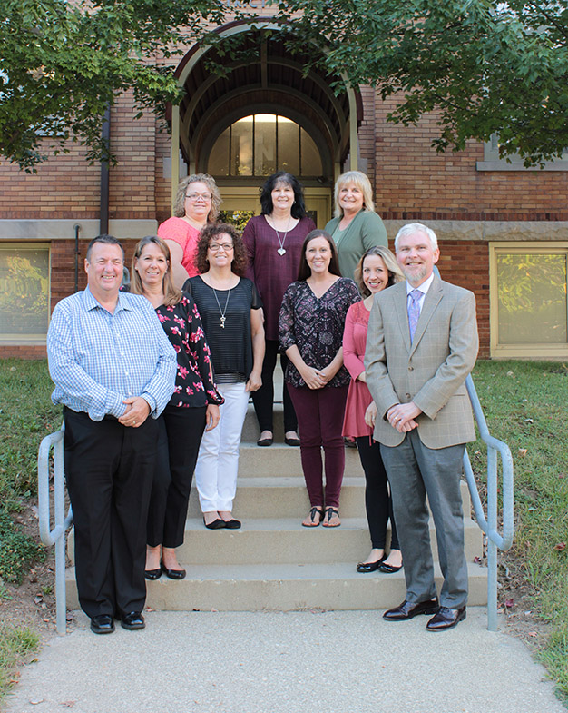 Picture of Treasurer's Office Staff