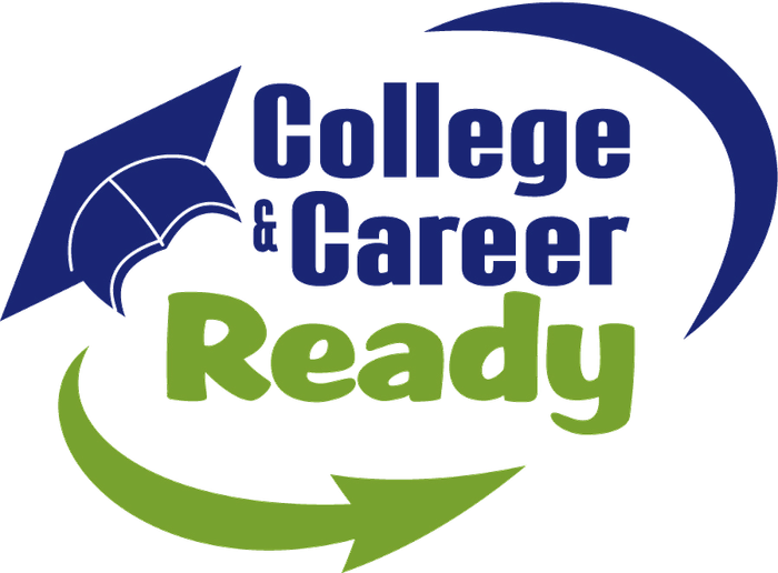 college and career fair logo