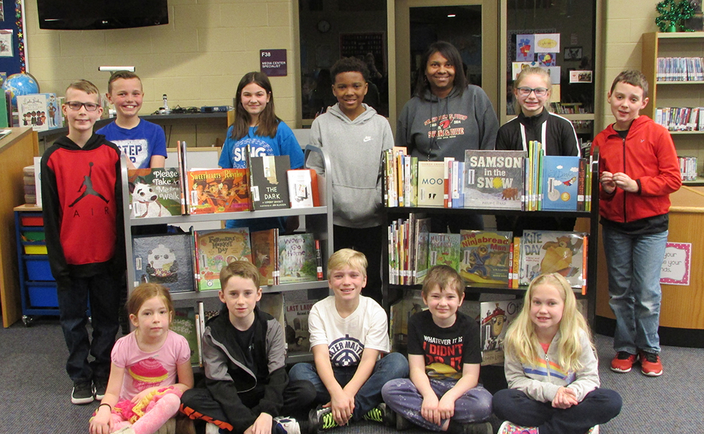 Toll Gate Elementary New Library Books