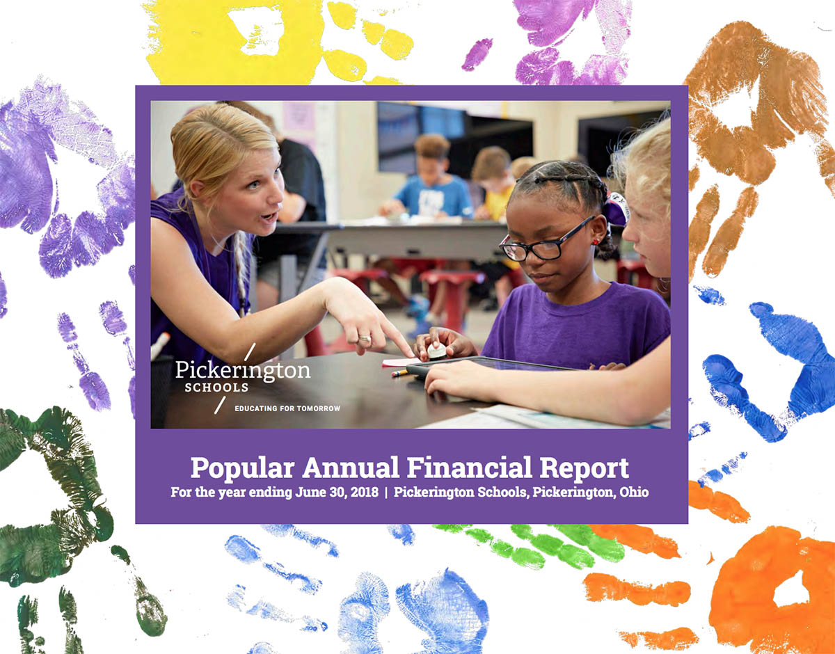 Popular Annual Financial Report cover image