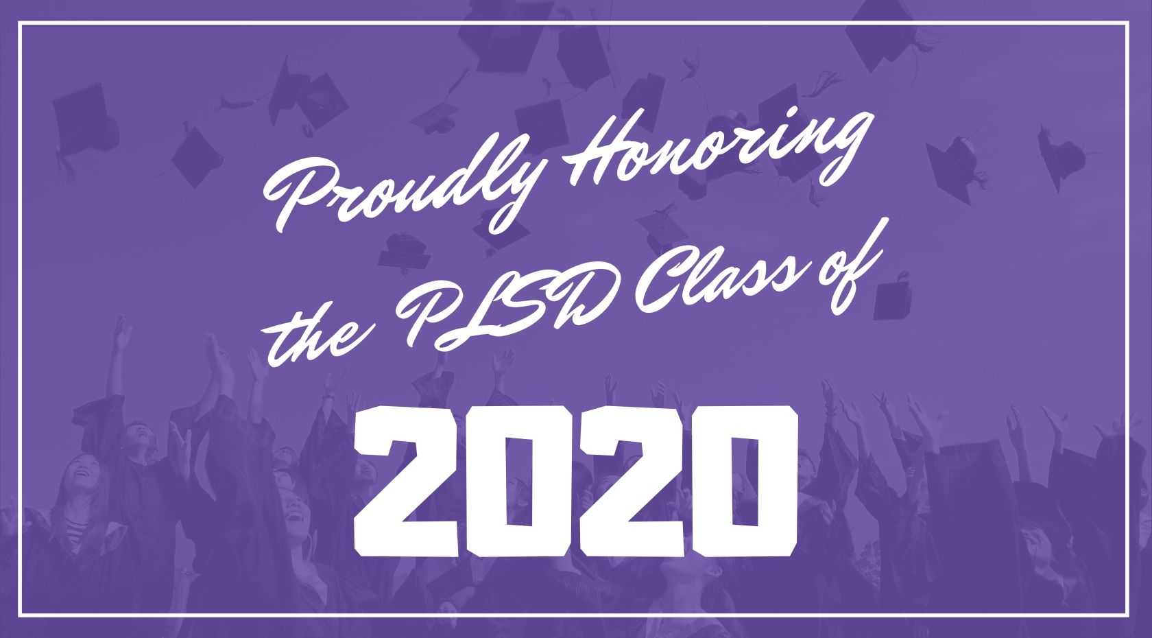 Honoring the Class of 2020 image