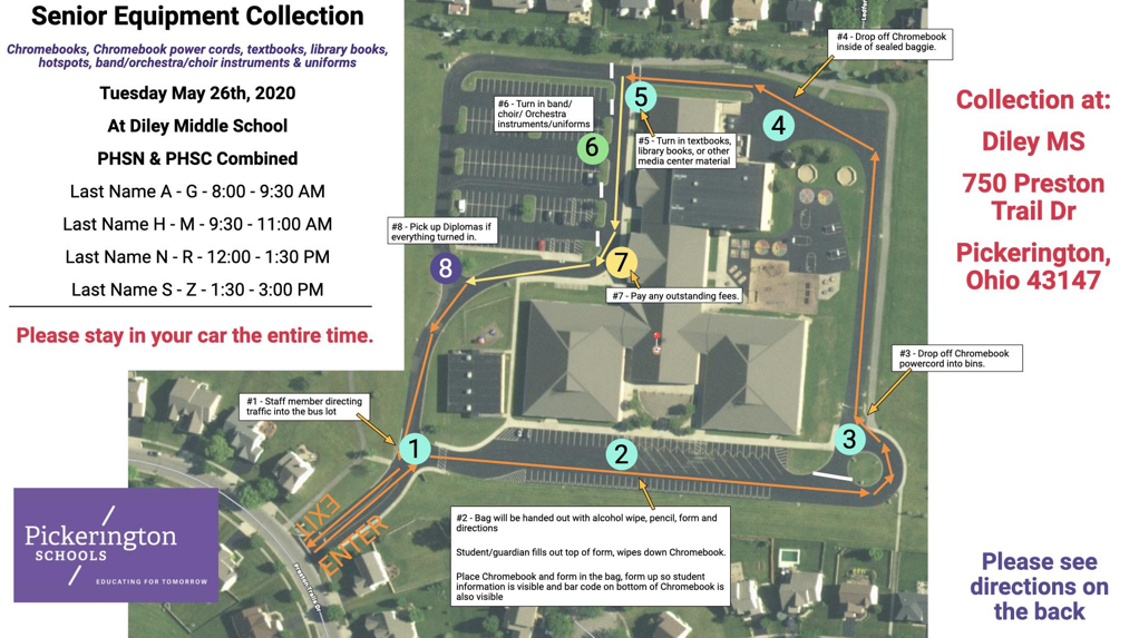 Collection Day map image