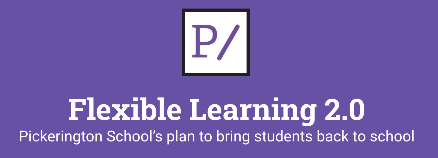Flexible Learning Banner image