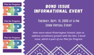 Bond Issue Informational Event image