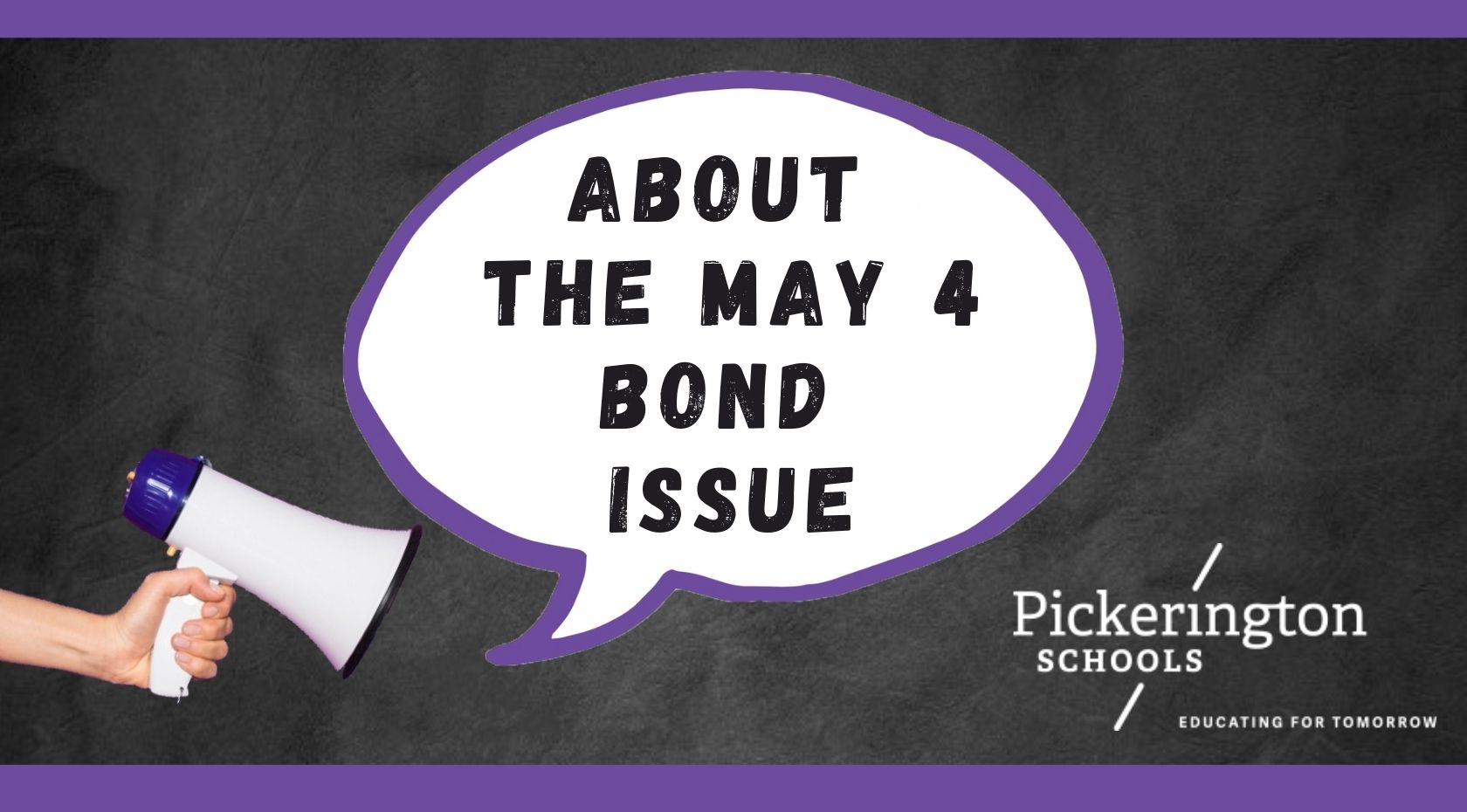 About the May 4 Bond Issue image